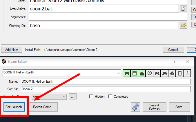Steam Community :: Guide :: Steam Overlay for Doom