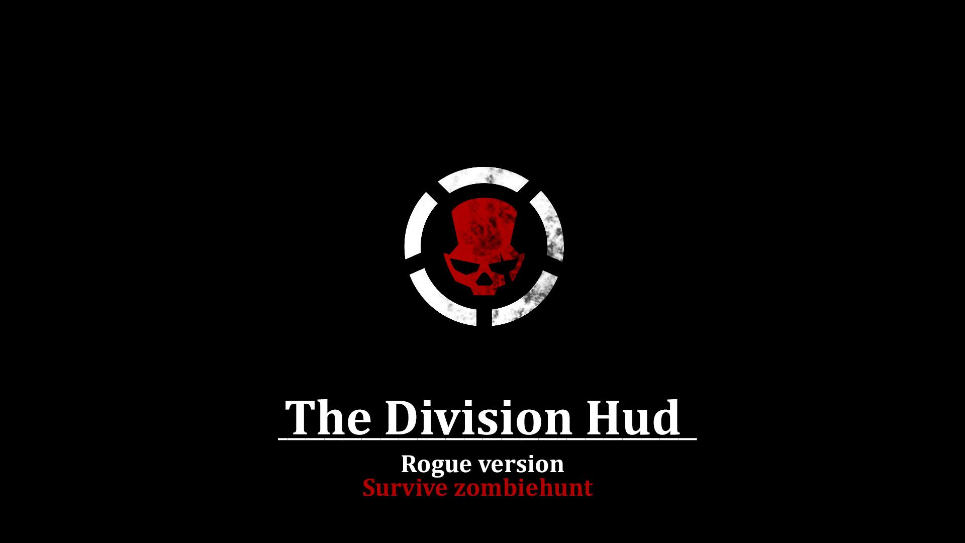 Steam Workshop The Division Hud Rogue Version