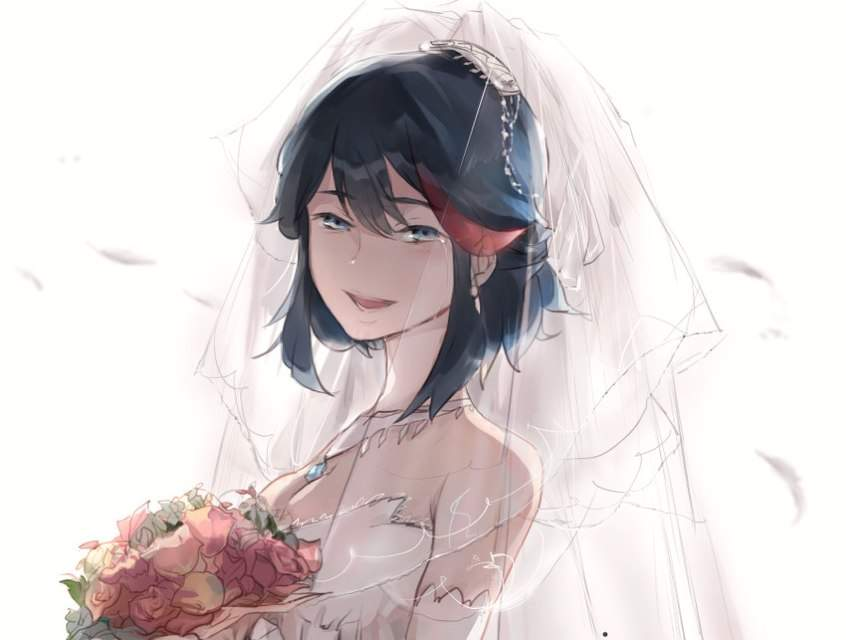 Steam Community Ryuko Wedding Dress