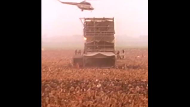 Moscow 1991 enter sandman metallica The uDiscover