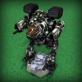 Steam Workshop :: BattleTech 'Mech Pack - MechWarrior High