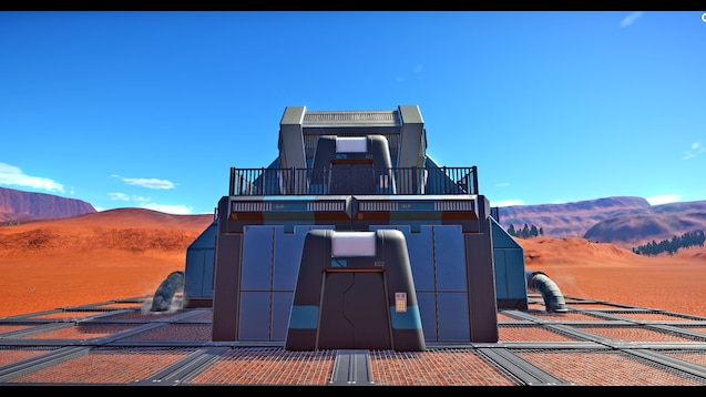 Steam Workshop :: Electric Power Plant / Sci-Fi Collection #2