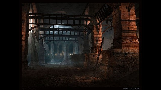 Steam Workshop Haunted House Basement