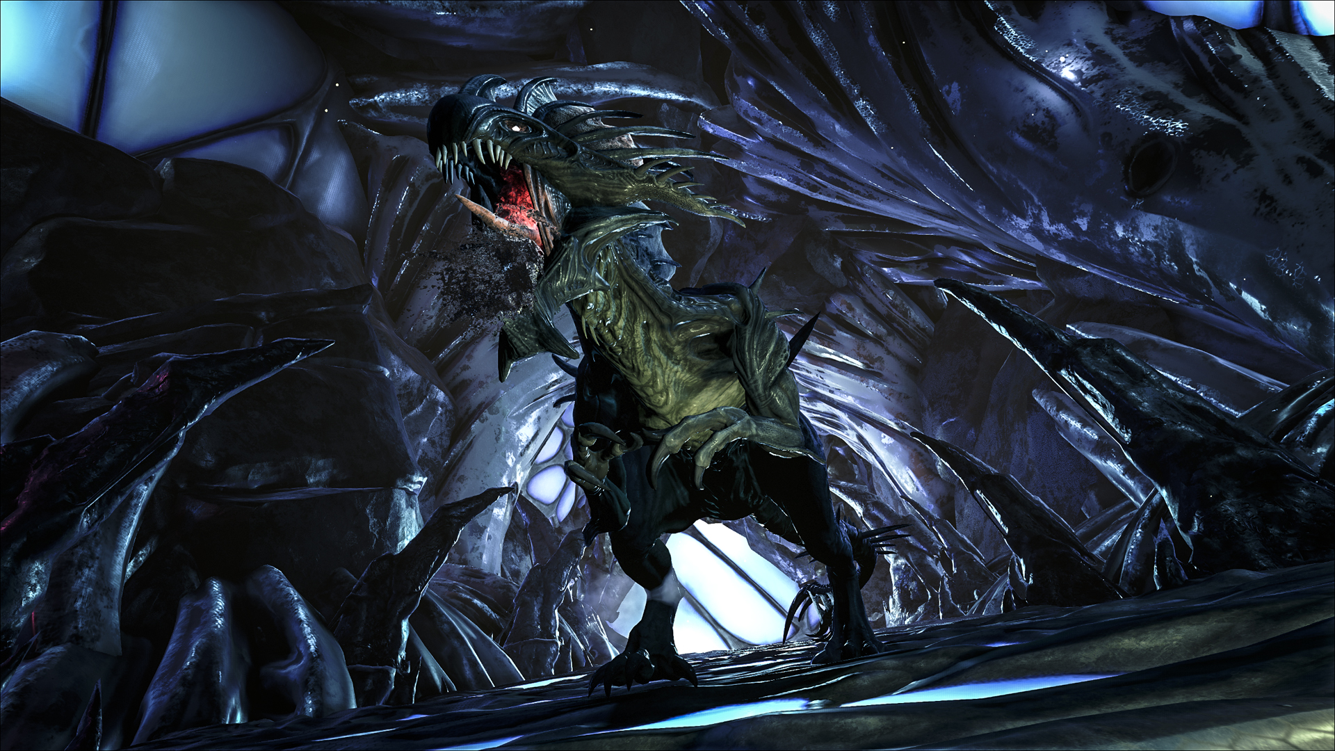 Steam Community ARK Survival Evolved - 27 places stuff nightmares made