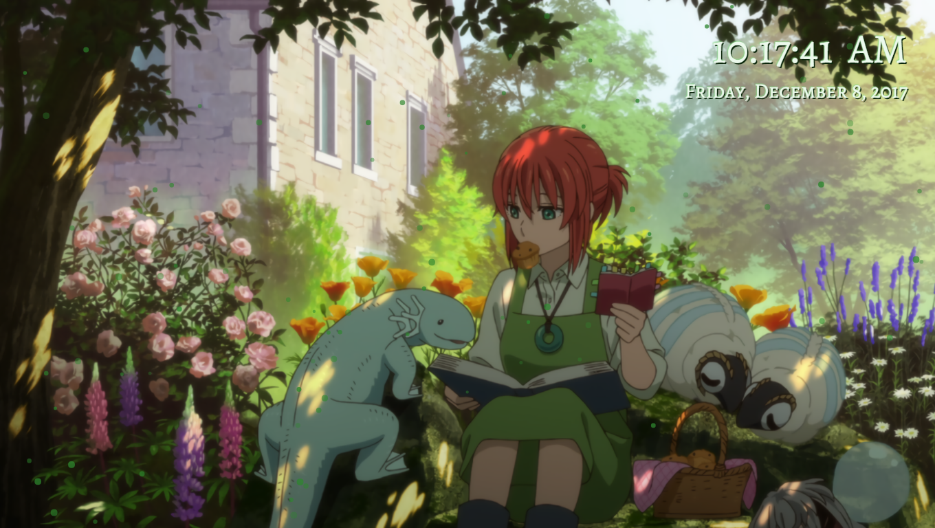 Steam Workshop Mahoutsukai No Yome The Ancient Magus Bride