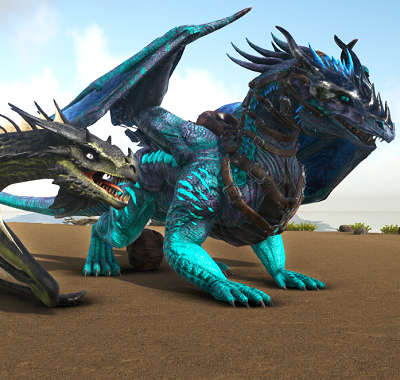 Ancient Dragons and Wyverns