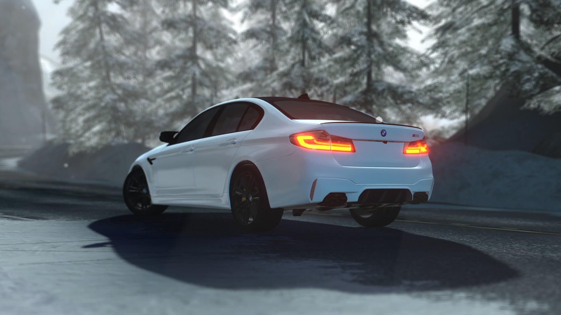 Steam Workshop SKY 2018 BMW M5 F90