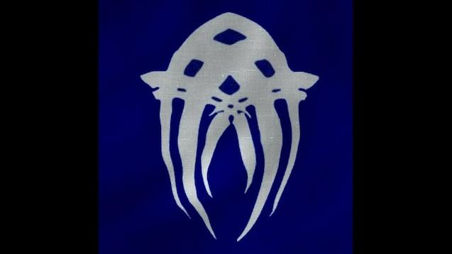 Steam Workshop Turian Hierarchy Flag