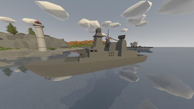 Steam Workshop :: Naval Vehicles Mod Pack