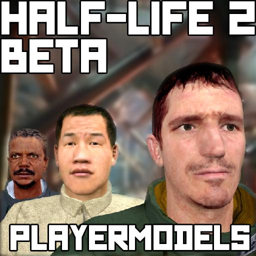 half life 2 beta playermodels
