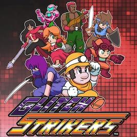 Steam Greenlight :: Glitch Strikers