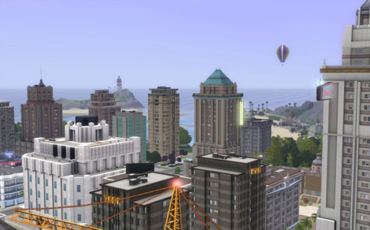 Steam Workshop :: Sims 3 Map Themes