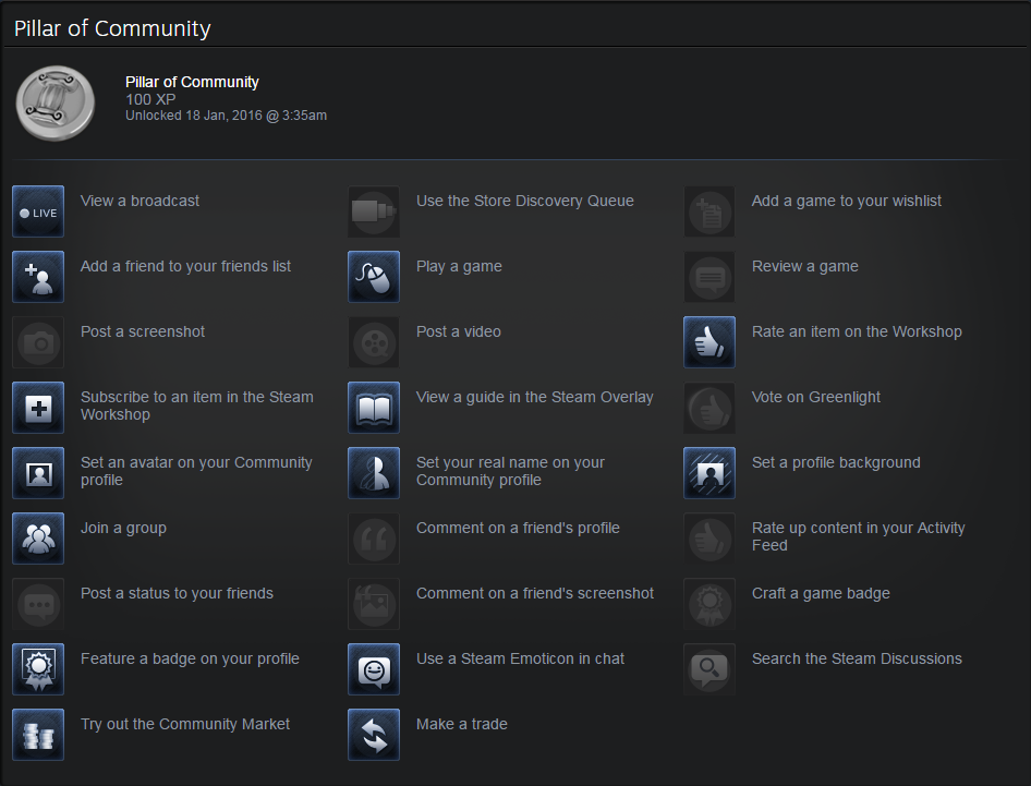 Steam Community :: Guide :: Leveling up in steam is EASY