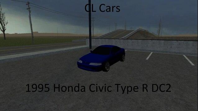 1995 civic type r