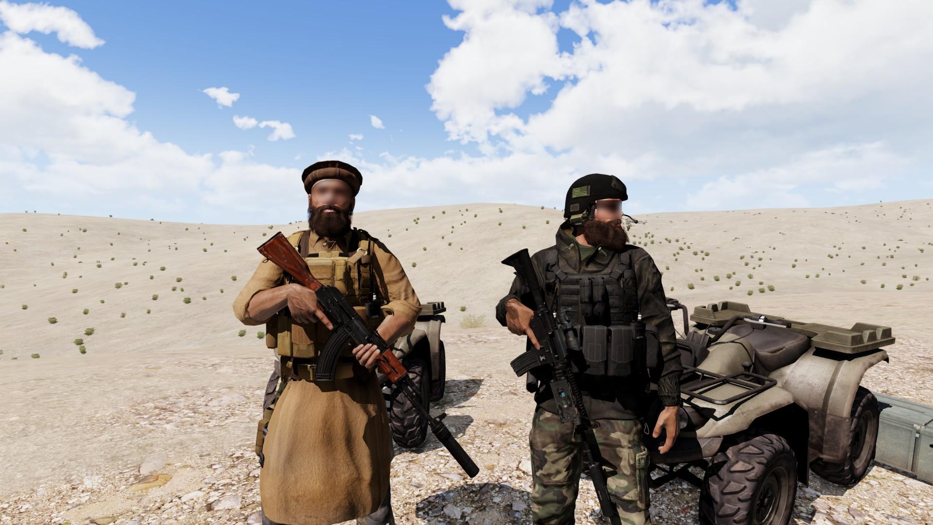 Modern War (1990s to Present) cia sad afghanistan