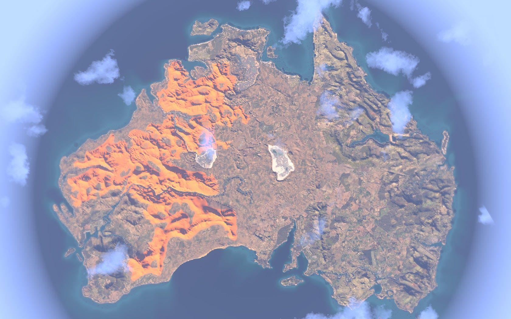 Arma 3 Map: Australia - Mod and Map Requests - AhoyWorld