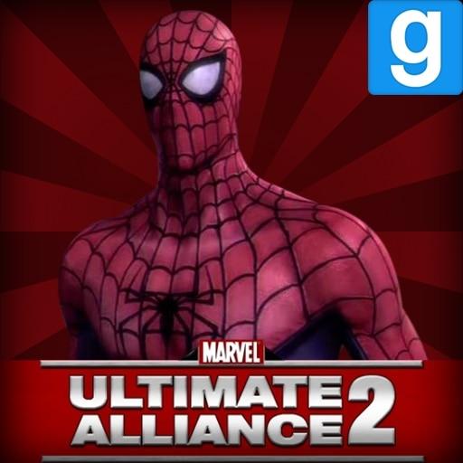 Steam Workshop::Marvel Ultimate Alliance 2 Spiderman [PM