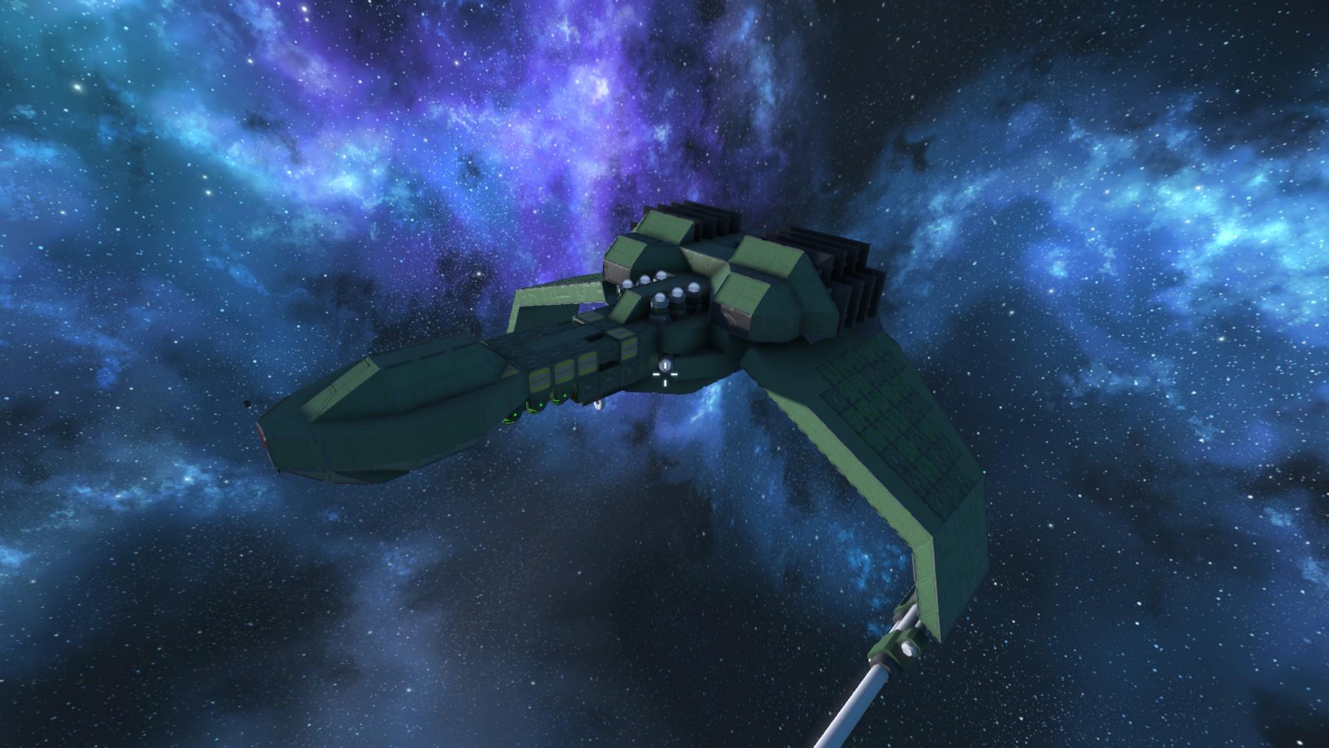 Steam Workshop Star Trek Klingon Bird Of Prey