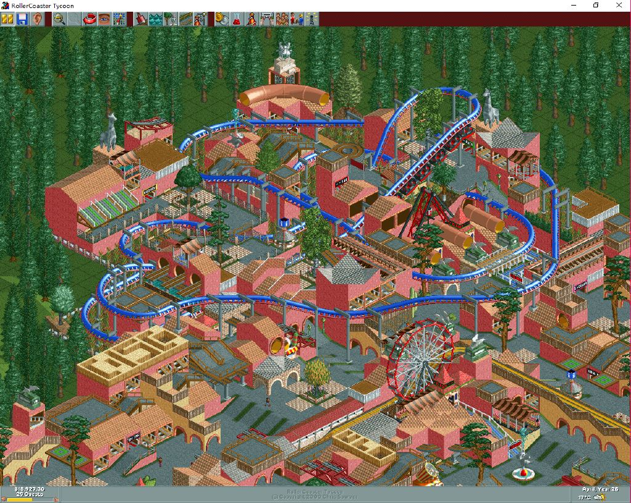 roller coaster tycoon deluxe cheats