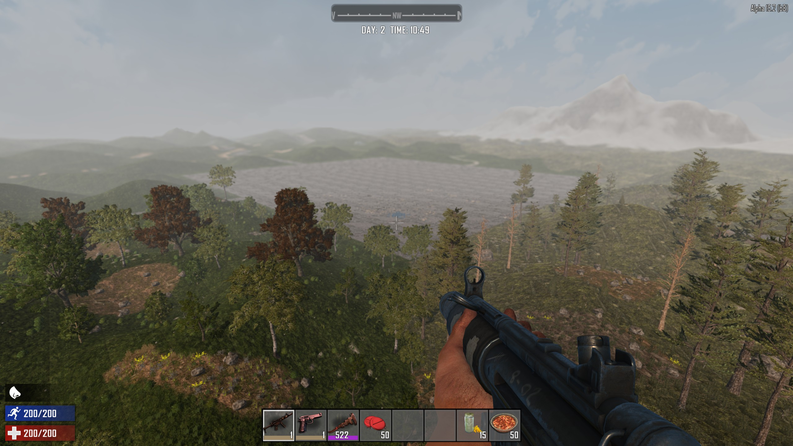 7 days to die forge bedrock