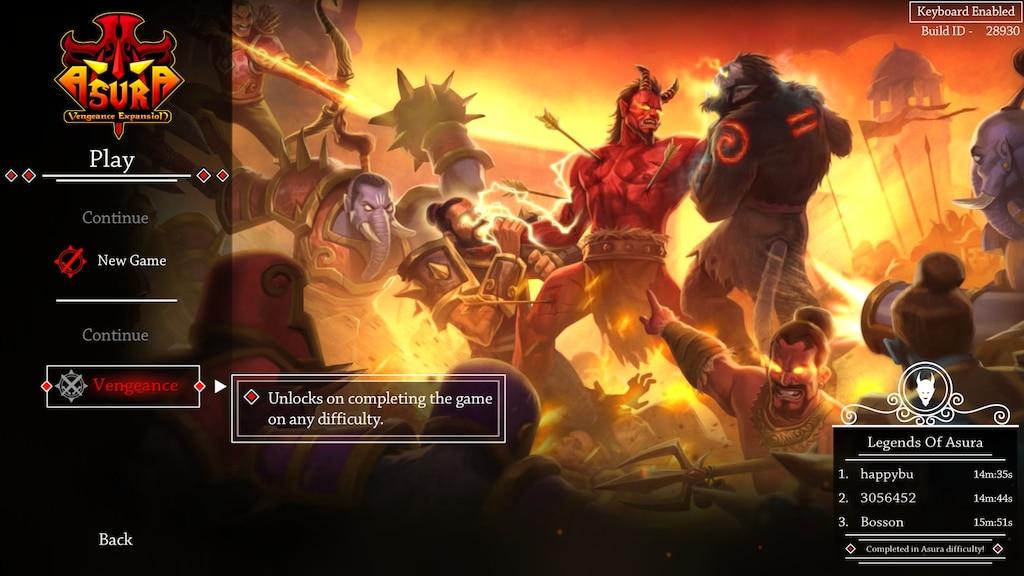 Steam Community Screenshot Cant Choose Vengenade Mode Though