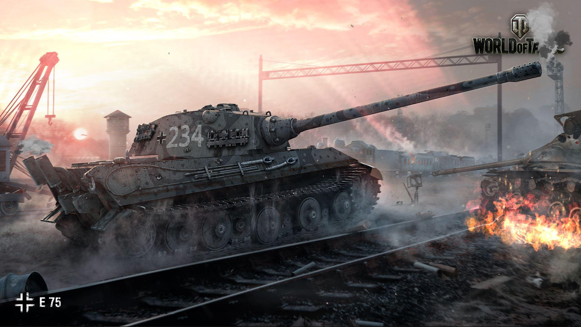 World Of Tanks E75 Wallpaper Engine Download Wallpaper Engine