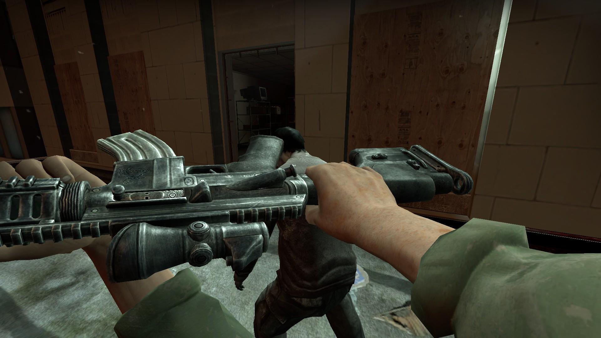 Marksman carbine fallout new vegas