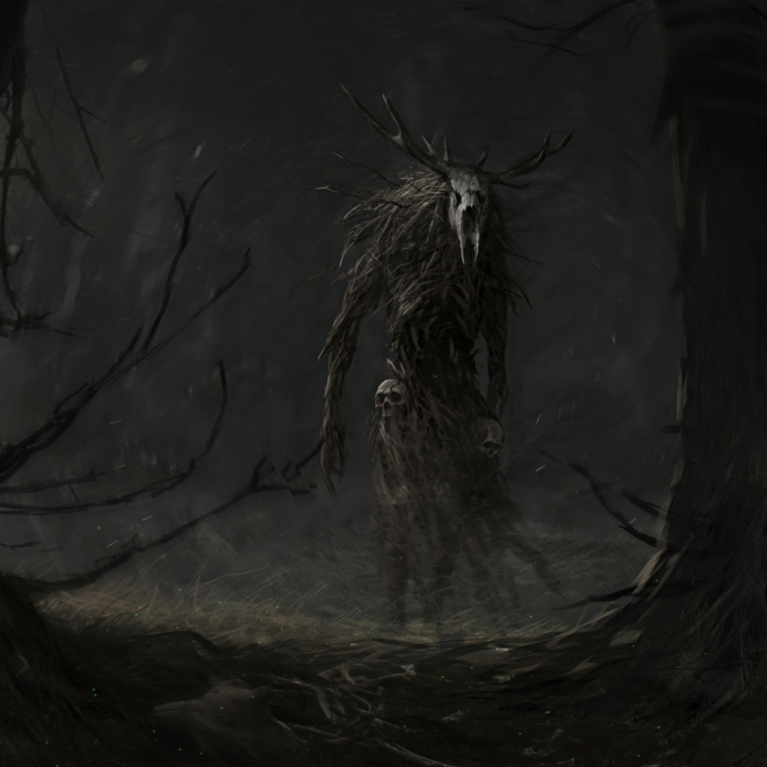 The Witcher 3 : Leshen Wallpaper Engine