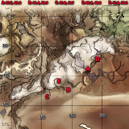 Steam Community :: Guide :: RAGNAROK: Ice Wyvern Egg Locations