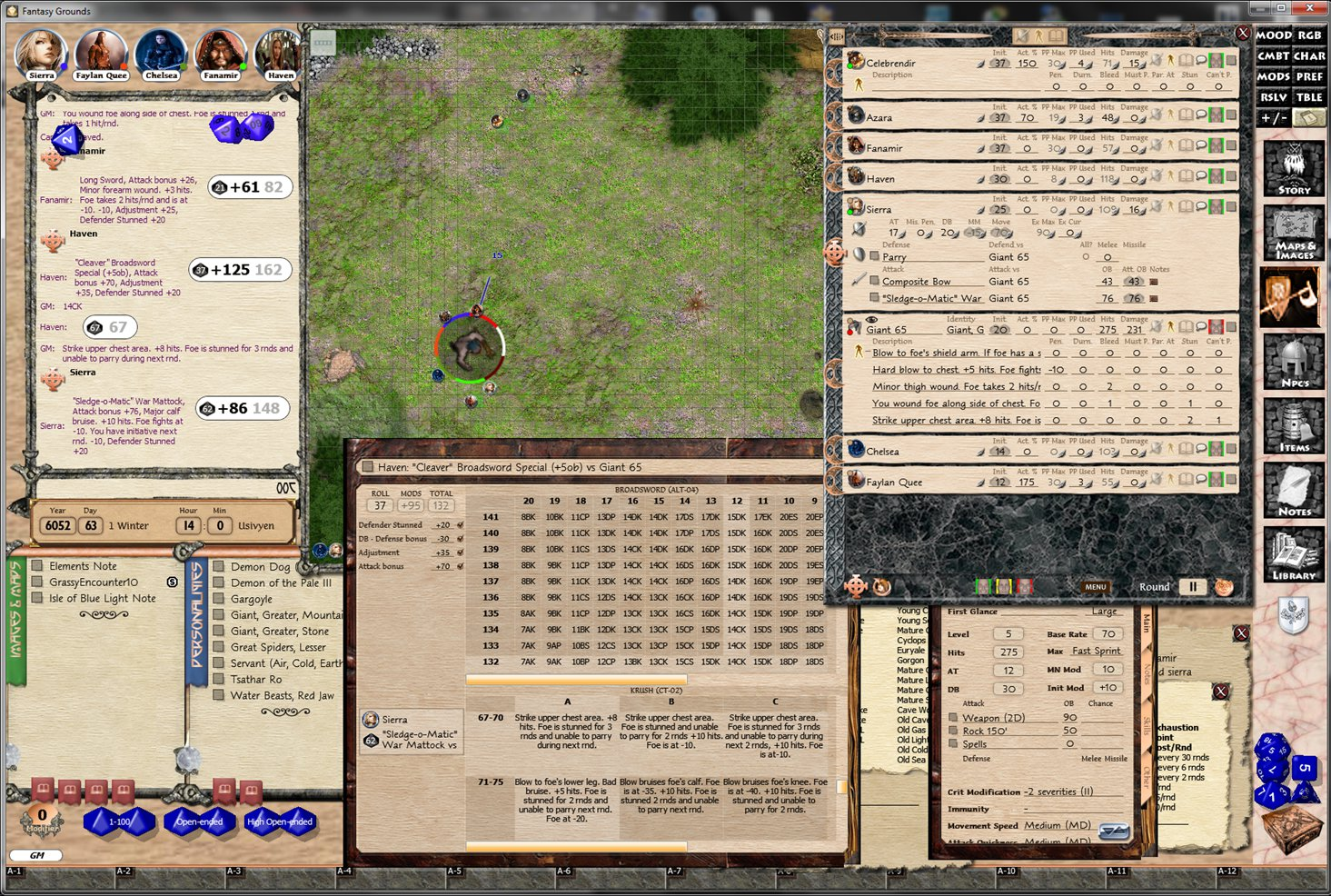 Steam Greenlight :: Fantasy Grounds Virtual RPG Tabletop