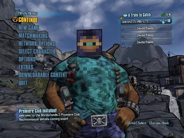 Borderlands 2 matchmaking fungerar inte PC