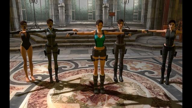 Steam Workshop Tomb Raider Underworld Pack Now With Alternate