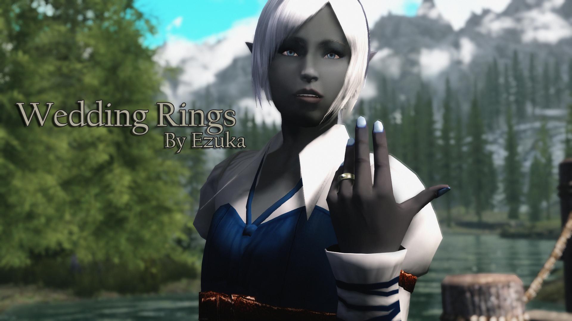 Skyrim Wedding Ring Wedding Rings Design Ideas