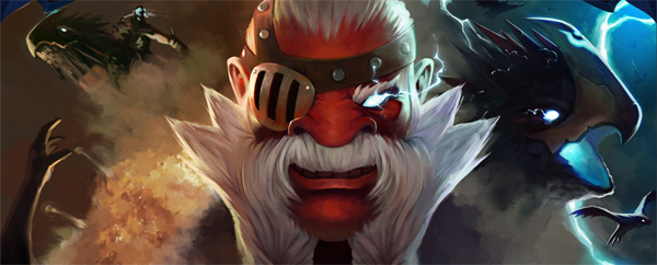 steam community guide disruptor the thunder support