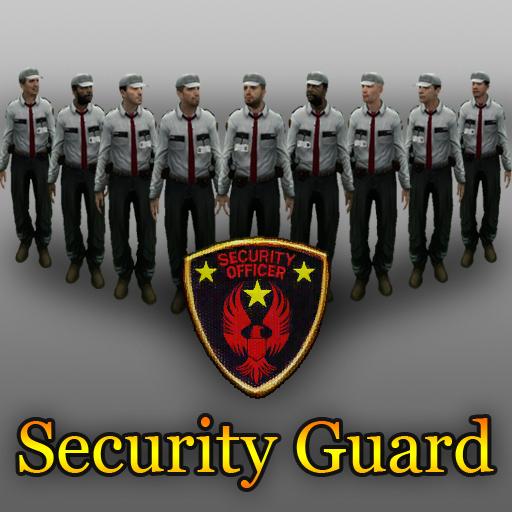 steam workshop security guard playermodels