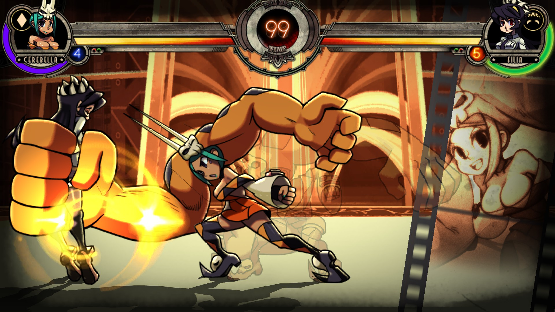 Super Moves (Also called Blockbusters by the Tutorial) are extremely  powerful attacks that consume levels of your Super Meter. They're done with  the exact ...