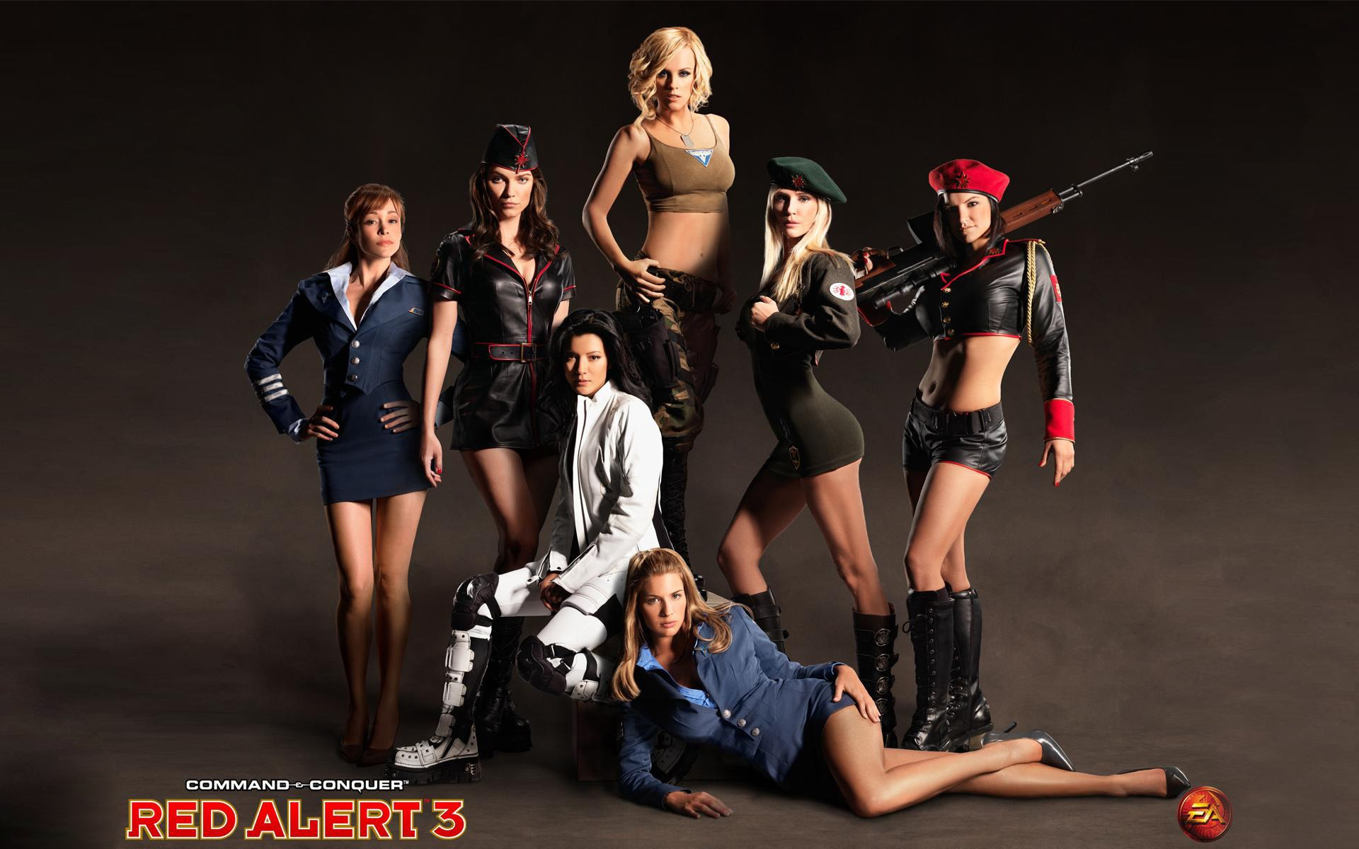 Rather valuable command and conquer red alert girls