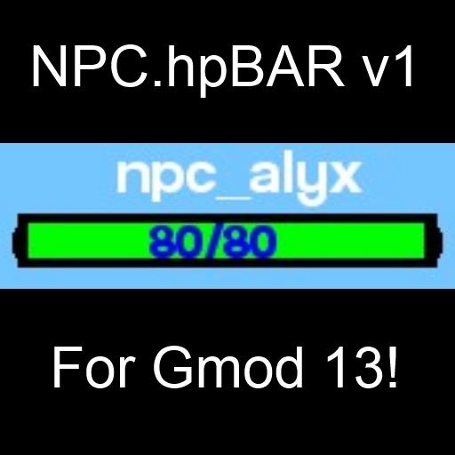 NPC Health Bar v1.13