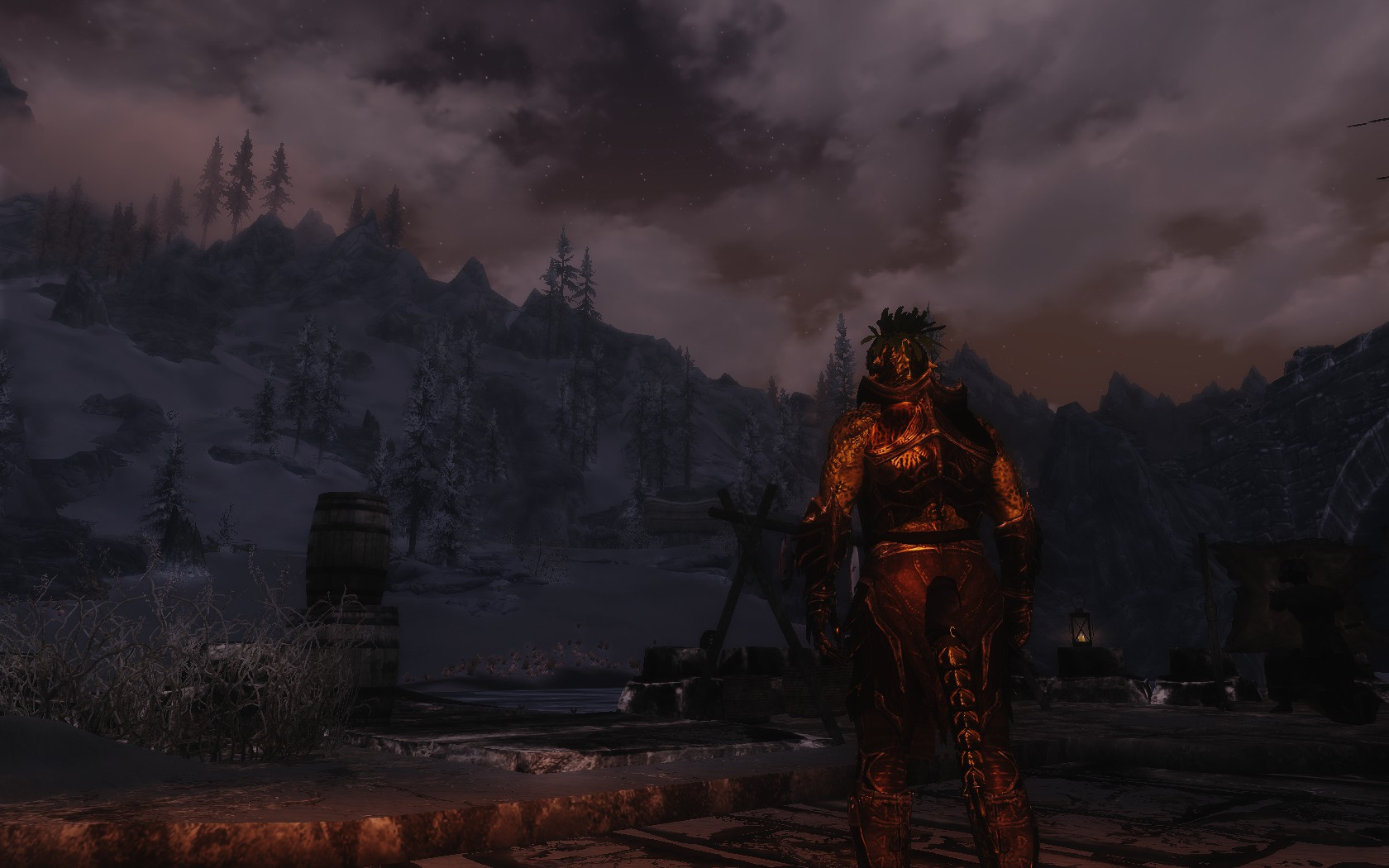 Steam Workshop Ama Argonian Mercenary Armor With Armored Tail
