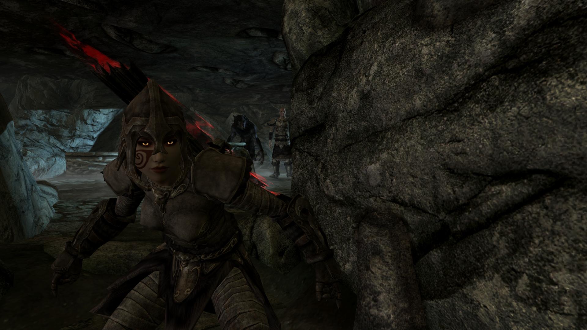 Steam Workshop :: Werewolf Race Eyes Alternate