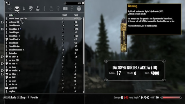 Steam Workshop :: Skyrim Warfare Lore Expanded (and Nuclear