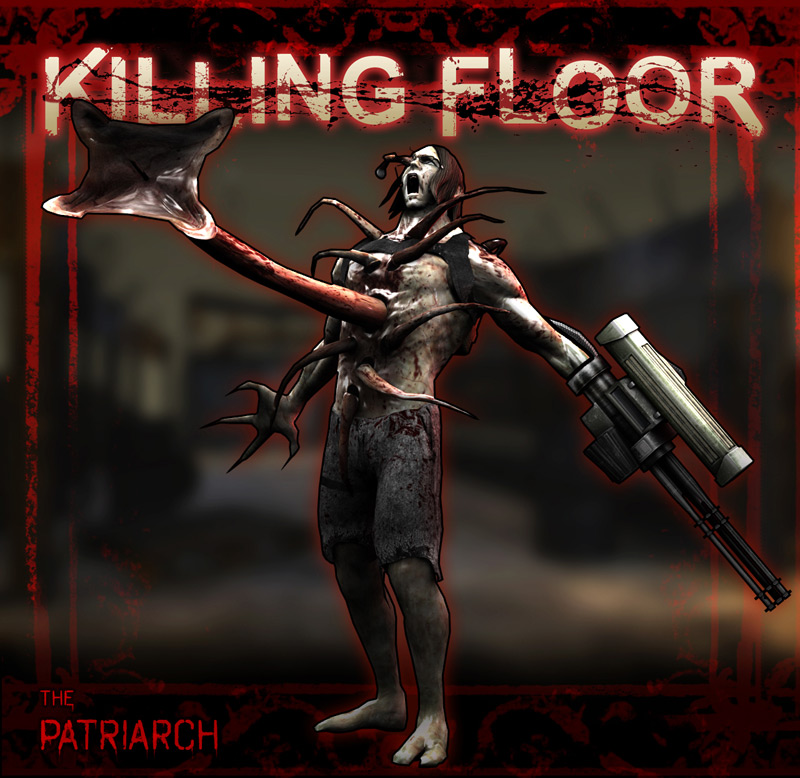 Steam Community :: Guide :: Killing Floor Guide To Perks, Weapons And ZEDu0027s