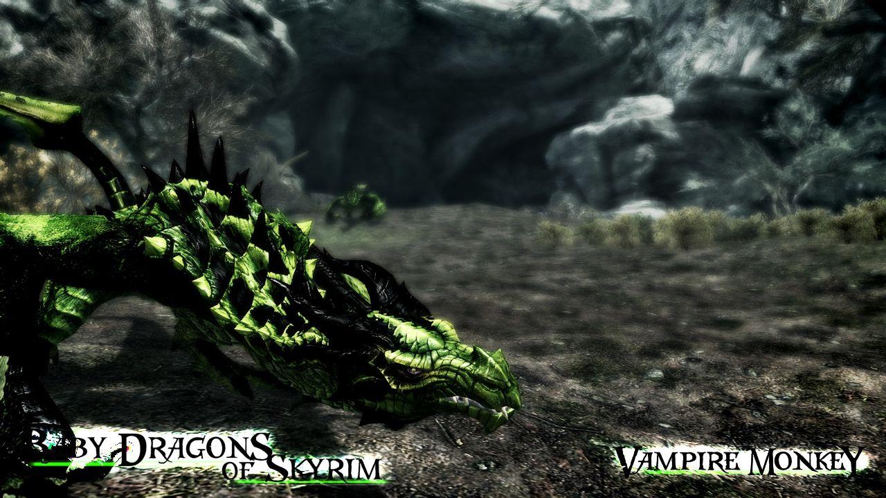 Steam Workshop :: Baby Dragons of Skyrim