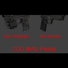 Steam Workshop :: Cod Mw2 Pistols