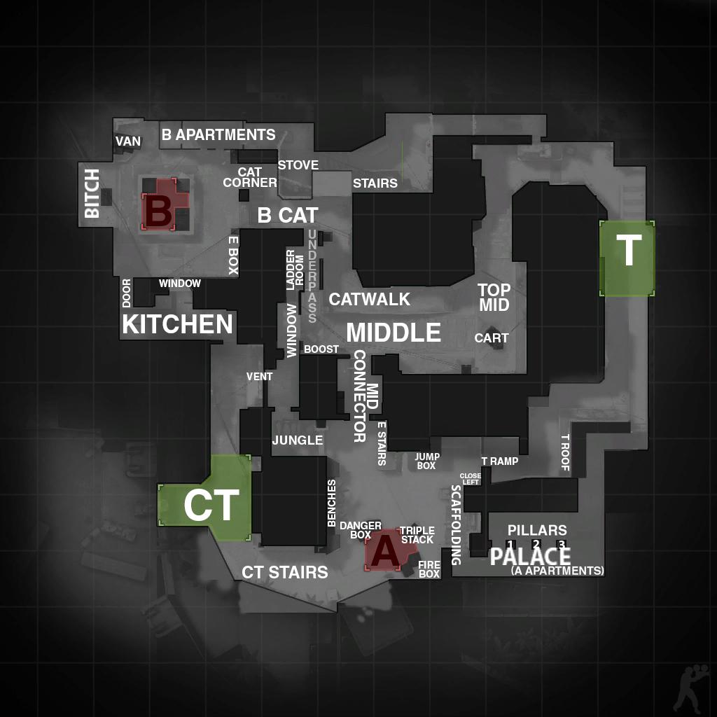 how to make csgo map