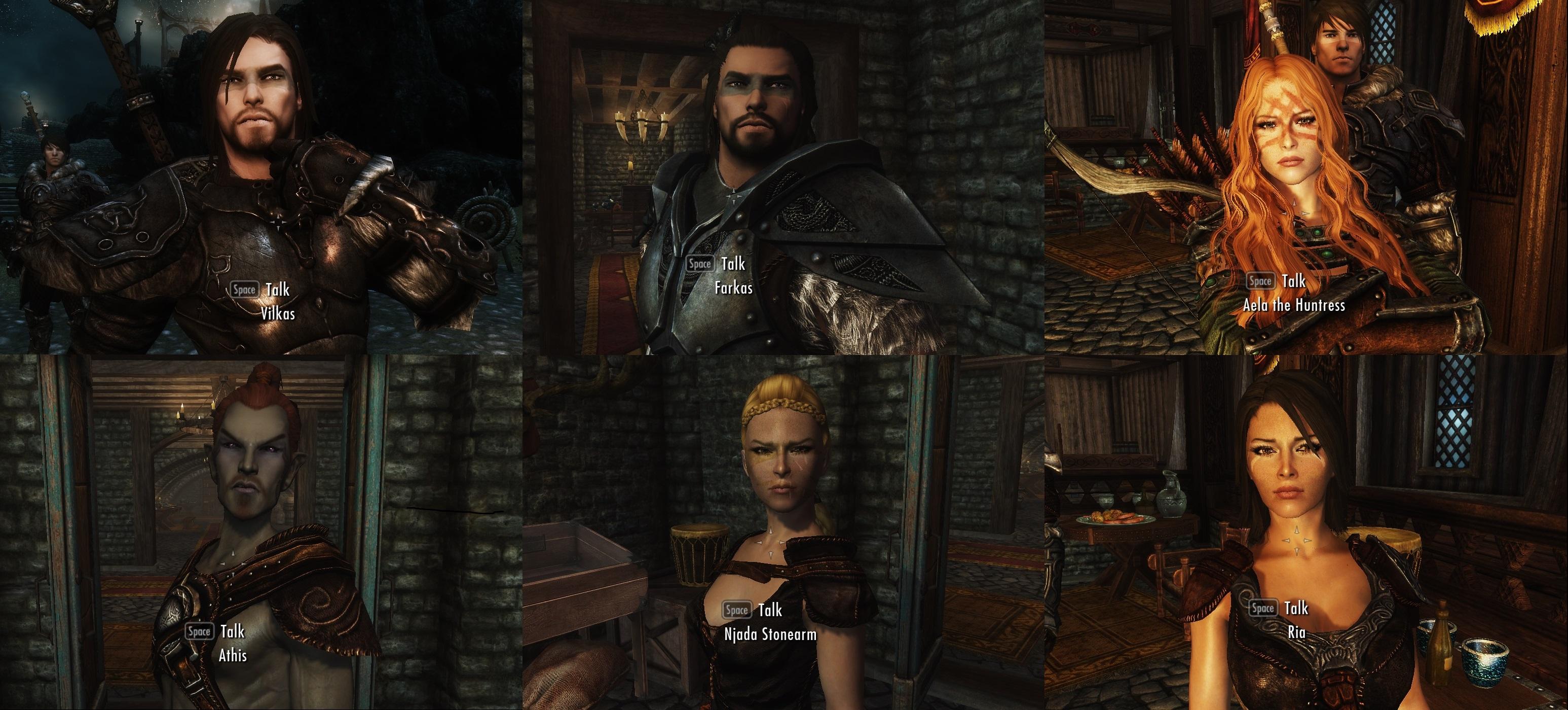 Steam Workshop :: Ashara Followers Faces