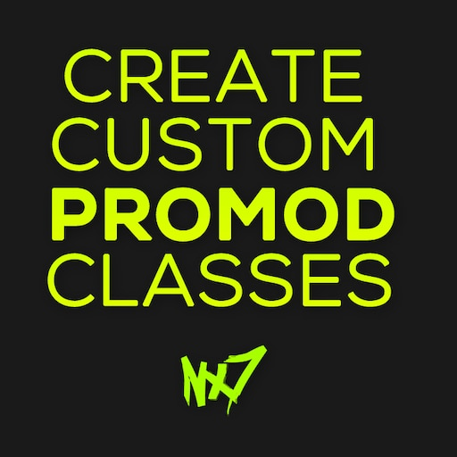 Steam Community :: Guide :: How to create a promod class