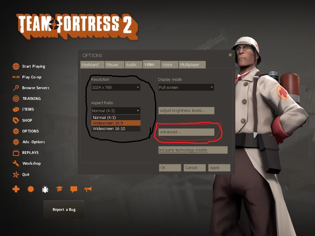 Best tf2 launch options for fps