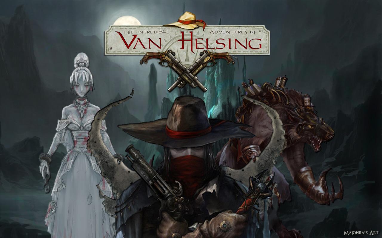 Van Helsing  Melee Build
