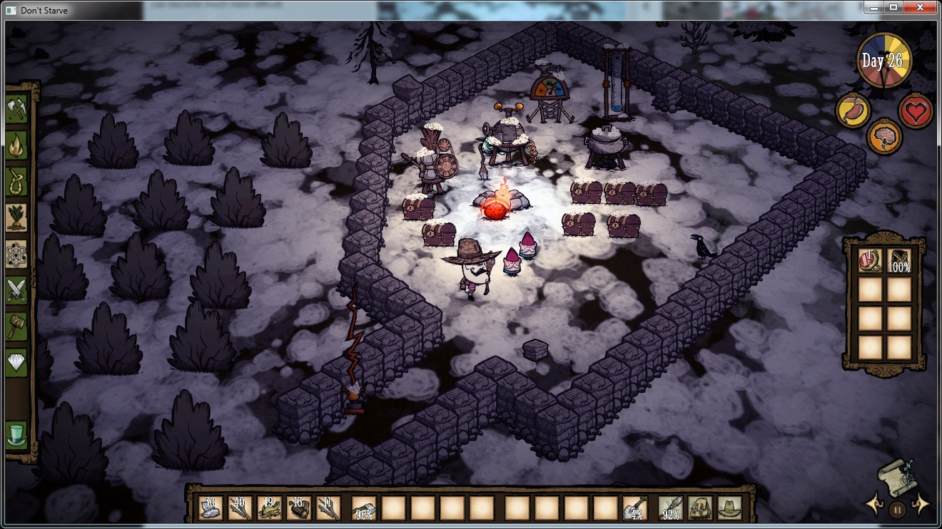 Don T Starve Together Best Food For Winter